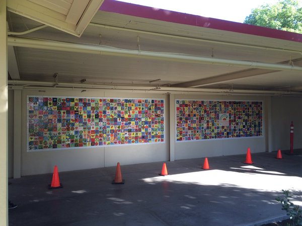 Tile Mural Projects By Chris King
