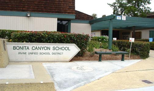 Bonita Canyon Elementary Tile Mural